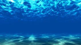 Дно океана 2 Стоковая Фотография RF