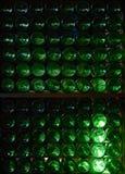 Дн пивных бутылок стоковая фотография rf