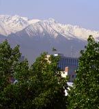 добросердечные горы Стоковая Фотография
