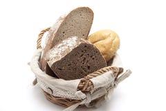 добро крена завтрака хлеба Стоковые Изображения