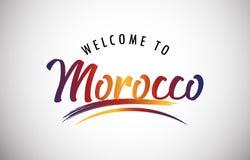 Добро пожаловать к Марокко