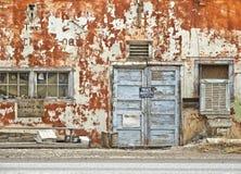 Добро пожаловать к Luning, Неваде Стоковая Фотография RF