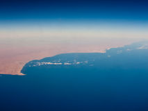 Добро пожаловать к Африке Стоковое фото RF