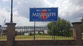 Добро пожаловать к MS стоковое фото