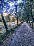 Добро пожаловать октябрь Стоковые Изображения