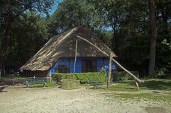 добро сельского дома старое Стоковое Фото