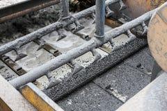 Добыча угля и обрабатывать в Южной Африке стоковые фотографии rf