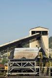 добыча угля tipple Стоковые Фотографии RF