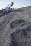 Добыча угля Стоковое Изображение