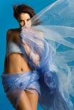 довольно сексуальная женщина Стоковое Фото