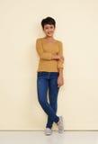 Довольно индонезийская женщина Стоковые Фотографии RF