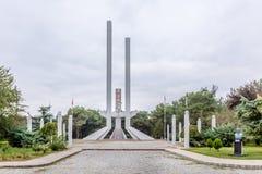 Договор памятника и музея Лозанны в Эдирне, Турции стоковое изображение rf