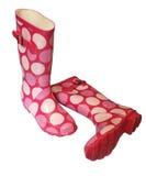 дождь ботинок Стоковое Изображение