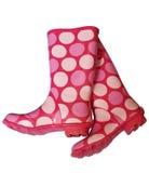 дождь ботинок Стоковое Фото