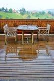 дождь стоковая фотография