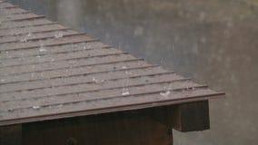 Дождевая вода акции видеоматериалы