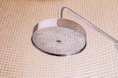 Дождь в ванной комнате Стоковая Фотография RF