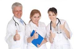 Доктора в офисе Стоковое Изображение