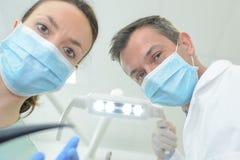 2 доктора готового для работы Стоковая Фотография RF