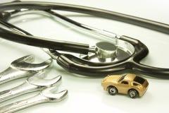 Доктор автомобилей Стоковое фото RF