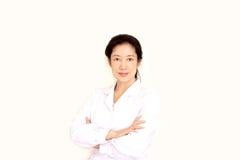 Доктор женщины Стоковая Фотография