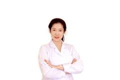 Доктор женщины Стоковые Фотографии RF