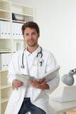 доктор клиники Стоковое Изображение
