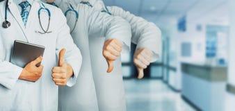 Доктор который может вылечить безвыходно больное Концепция надежды для обработки в медицине и здравоохранения в клинике стоковые фото