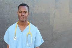 Доктор Портрет Smiling - изображение запаса Стоковое Изображение