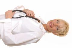 доктор симпатичный Стоковая Фотография