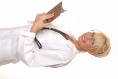 доктор симпатичный Стоковая Фотография RF