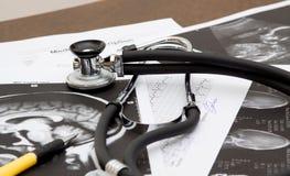 доктор стола стоковая фотография rf