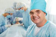 доктор успешный Стоковое фото RF
