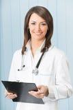 доктор clipboard Стоковая Фотография RF