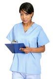 доктор clipboard Стоковое фото RF