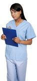 доктор clipboard Стоковые Фотографии RF