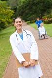 доктор outdoors стоковые изображения
