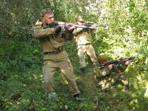 Доктрины специальных войск Стоковое фото RF
