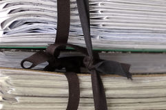 документация стоковое изображение