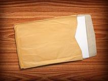 Документы конверта Стоковая Фотография RF