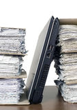 документы состава Стоковое Изображение RF