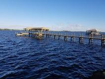 Док Флориды стоковые фото