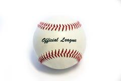 должностное лицо лиги бейсбола Стоковые Изображения