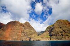 долина береговой линии цветастая Стоковое Фото