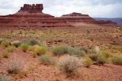 долина богов Стоковая Фотография RF