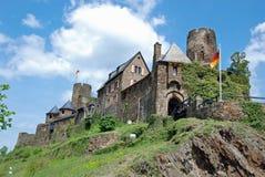 долина Германии mosel eifel замока thurant Стоковое фото RF