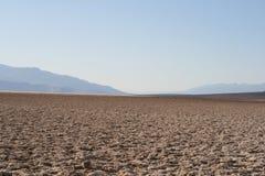 долина гольфа s дьявола смерти курса california Стоковые Изображения RF