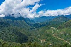 Долина горы строба рая Стоковые Фотографии RF