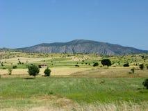 долина гор Стоковые Фотографии RF