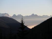 долина дыма Стоковая Фотография RF